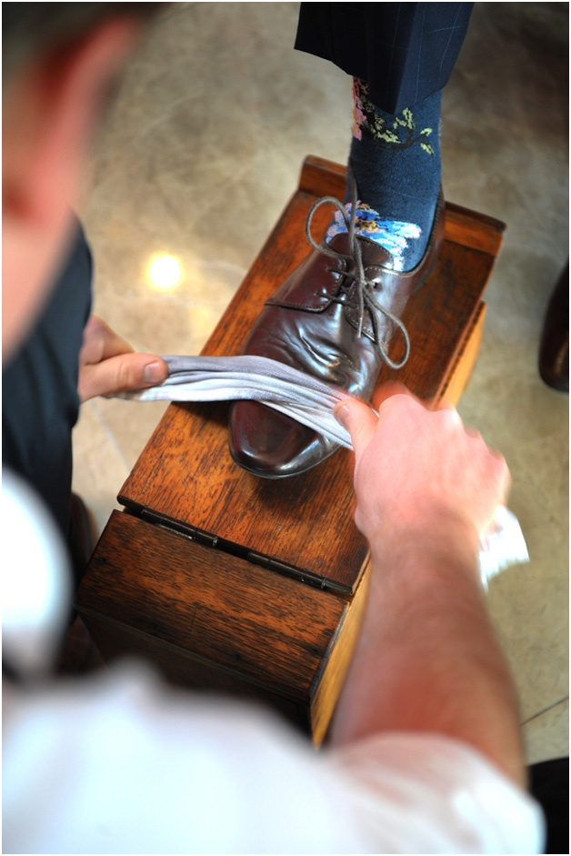 Luxury Hotel Brisbane Emporium Hotel Exquisite Stays Complimentary Shoe Shine available week days until the end of June #Luxury #Hotel Luxury Accommodation Brisbane Hotel