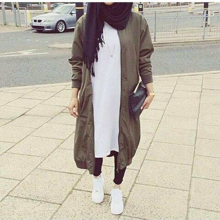Regardez Cette Photo Instagram De Style Hijab Style 75 Mentions J Aime Hijab Cool