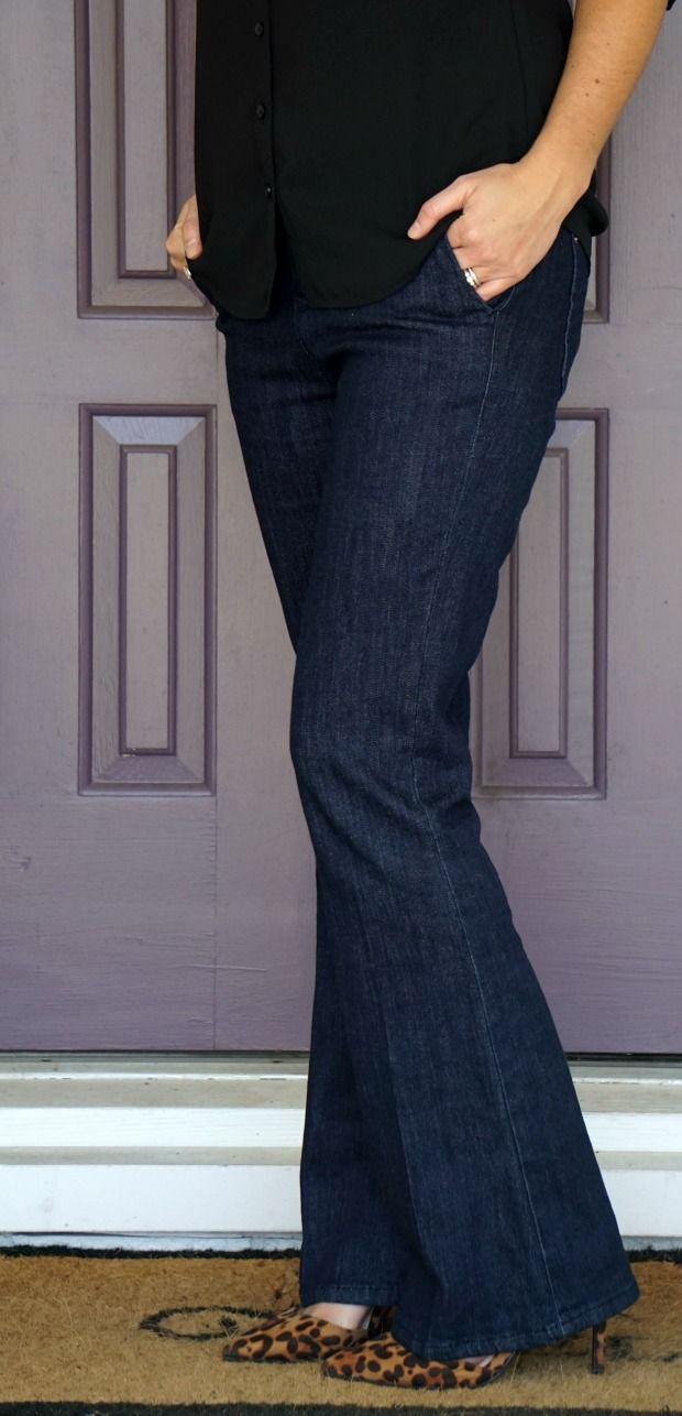 Dear John Marson Wide Leg Jean