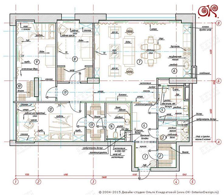 Дизайн квартиры на Войковской. Фото интерьеров после ремонта http://www.ok-interiordesign.ru/dizayn-kvartiry-na-voykovskoy-foto.php
