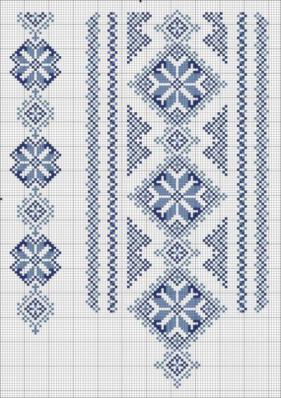 Орнамент для вышивки сорочки