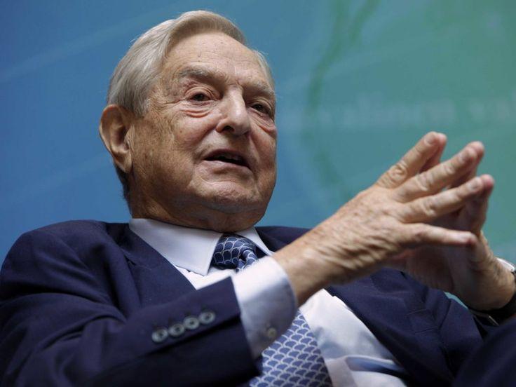 George Soros: $10 Billion (current total Net Worth $20 billion)