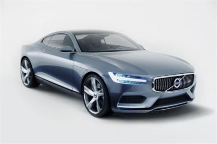 Volvo's new Concept Coupé - The Local