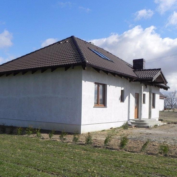 🏡 na podstawie projektu #mgprojekt Zobacz inne realizacje domów z @MGProjekt na http://www.mgprojekt.com.pl/?utm_content=buffer154b5&utm_medium=social&utm_source=pinterest.com&utm_campaign=buffer 👇