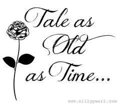 Image result for tale as old as time