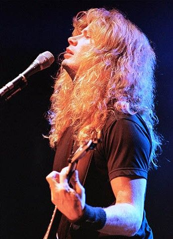 Dave Mustaine - Cryptic Writings | Megadeth.com