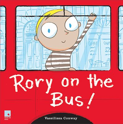 Little Rory loves going out. But he only ever travels in the car with his mum or dad. Then one day, when their car breaks down, Mum takes Rory on the bus, and what an adventure it turns out to be...