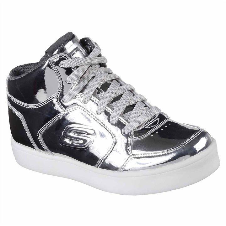 Skechers Energy Lights Eliptic Unisex Kids Sneakers - Little Kids/Big Kids