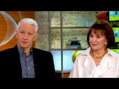 CBS This Morning: Anderson Cooper, Gloria Vanderbilt on family, loss and love