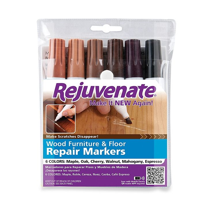 Rejuvenate Wood Furniture Floor Repair Markers Wood Repair Wood Markers Furniture Markers