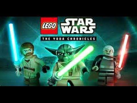 Lego Star Wars: The Yoda Chronicles Episode 1 HD.