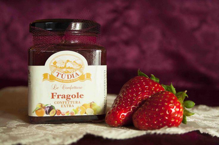 buona e naturale: solo fragole e poco zucchero