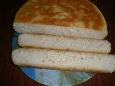 Хлеб в сковородке