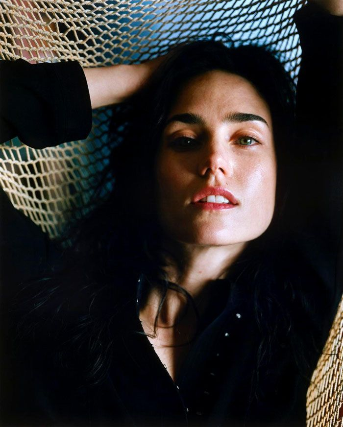 Jennifer Connelly: natural makeup