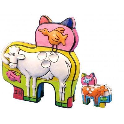 Joop Hansen kunstbeeld Cat A