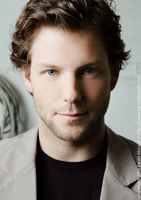 Jamie Bamber (otherwise known as Lee Adama)
