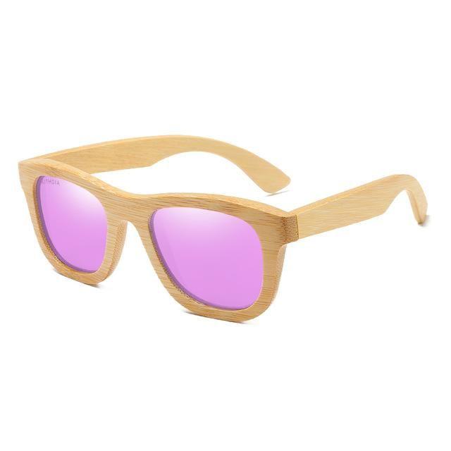 KITHDIA 2017 TOP Brand Designer Men Wood Bamboo Sunglasses New Polarized Wood sunGlasses Original Box Retro Vintage Eyewear