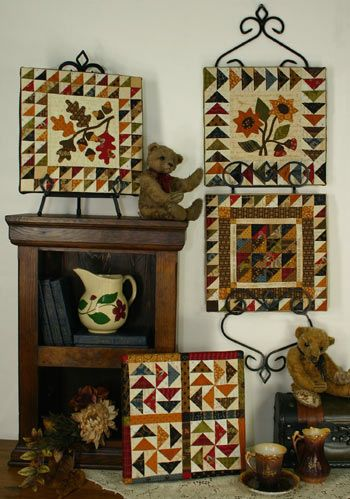 Lori Smith, one of my favorite small quilt designers