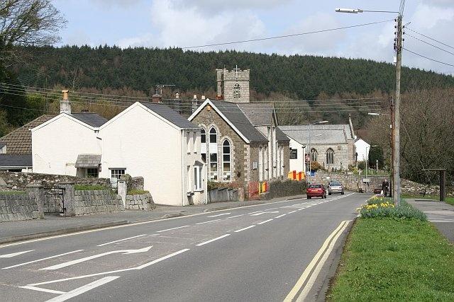 St. Blazey, Cornwall