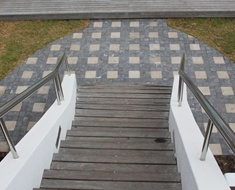 Use our cobbles for a driveway, walkway or as edging in your garden.