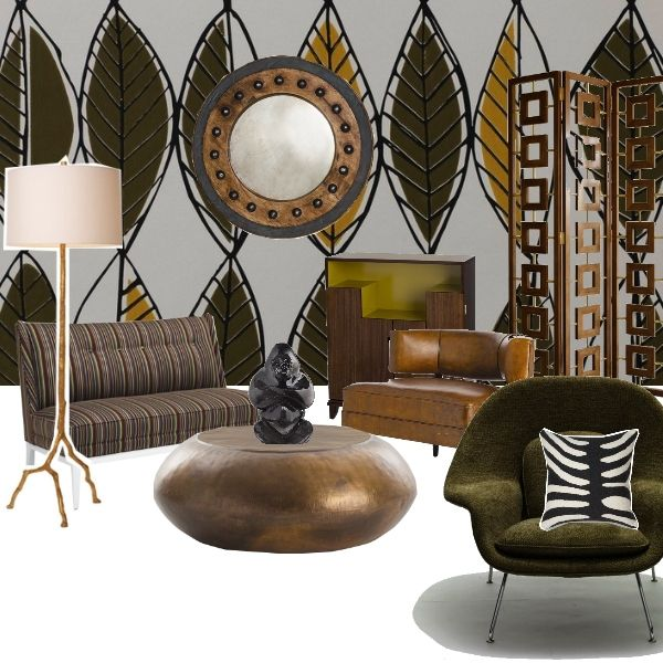 Decor Trend: Tribal