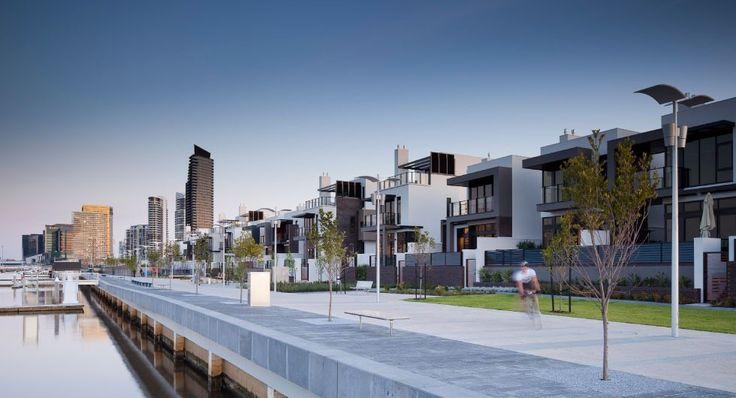 Yarra's Edge, Docklands - Hledat Googlem