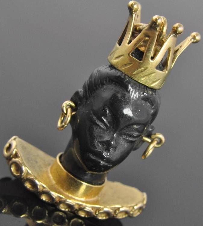 139 Best Blackamoors Images On Pinterest Vintage Jewelry
