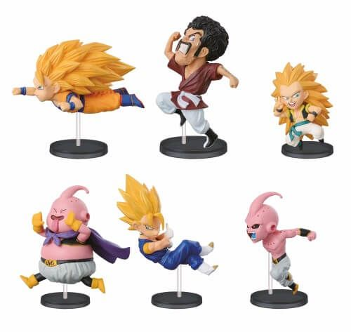 Volume 4 version of – WCF Chibi figures. Officially licensed by Banpresto.