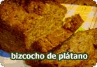 Bizcocho vegano de plátano :: recetas veganas recetas vegetarianas :: Vegetarianismo.net