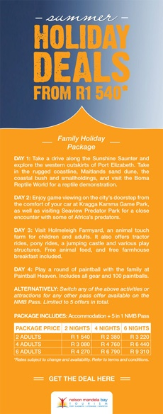 Exclusive Family Holiday deals - don't miss out, click here for more info