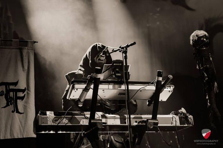 Twilight Force ⚫ Photo by Ralf Wyssenbach ⚫ Pratteln 2017 ⚫ #TwilightForce #Blackwald #keys #keyboard #necromancer #mage #larp #music #metal #concert #gig #musician #band #artist #celebrity #Sweden #Swedish #Powermetal #dragon #live #concertphotography #Nuclearblast #トワイライトフォース