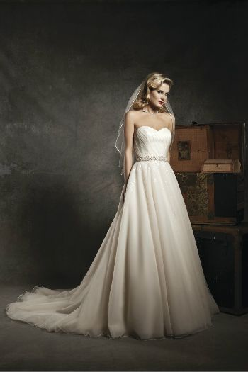 Figure Flattering Dresses For Pear Shape Bodies Shopping for THE dress can be a bit of work but once you find the perfect style for your body type everything else just falls into place. We want to help pear shaped brides find the perfect look for their wedding day.