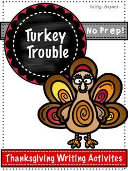 Disguising a turkey writing assignment