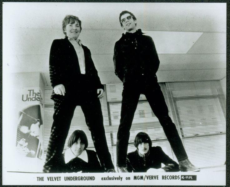 The Velvet Underground White Light / White Heat era.