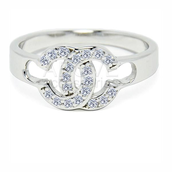 chanel ring accessories forward pier cionki chanel najpi kniejsze