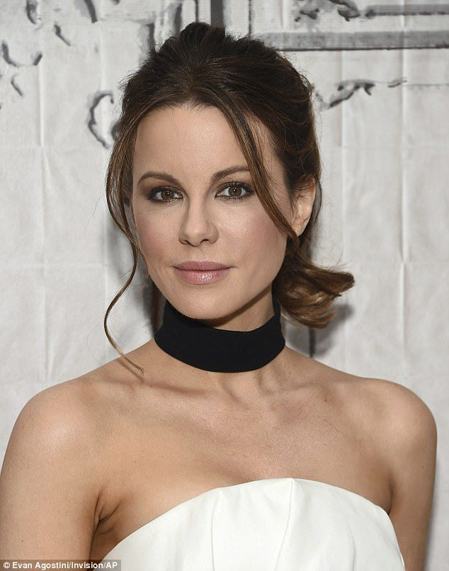 Calling it quits: Kate Beckinsale has responsed to her ex Len Wiseman's divorce petition, according to TMZ