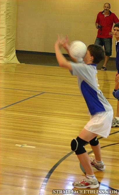 Volleyball Fail
