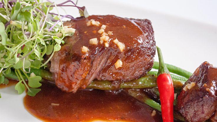 Thai Beef and Long Bean Stew