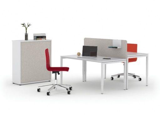 Office desking - NOVA H
