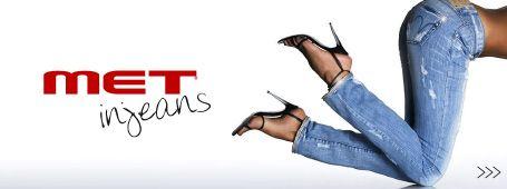 #Abbigliamento per #donna Met. Maglie, jeans e giubbotti in diverse taglie e colori.