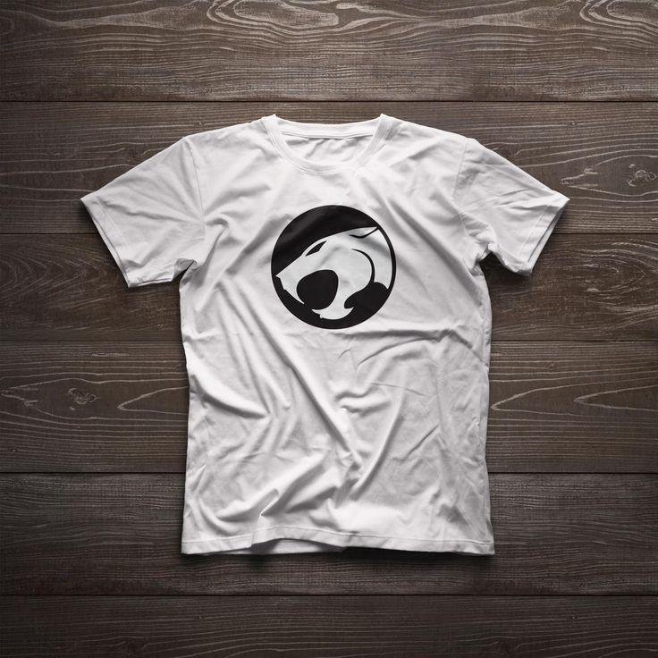 ThunderCats black t-shirt
