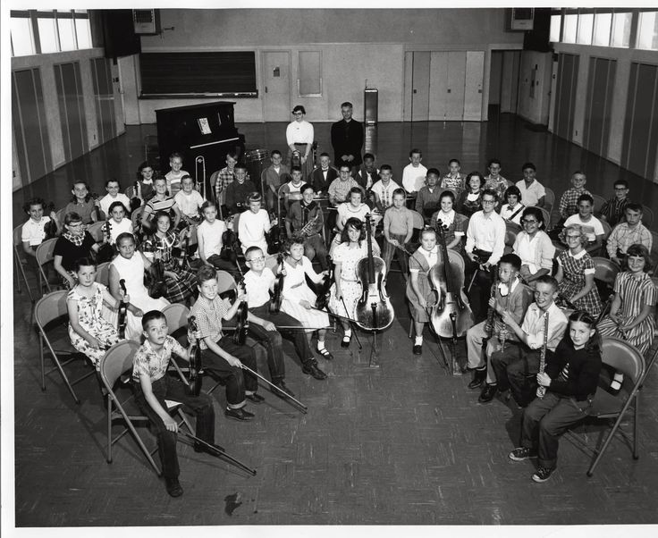 North Salinas High School Class of 1964: Grade School Photos