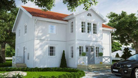 Drömmen om ett hus… – Mat i kvadrat