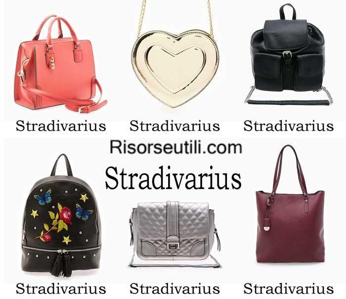 Bags Stradivarius fall winter 2016 2017 for women