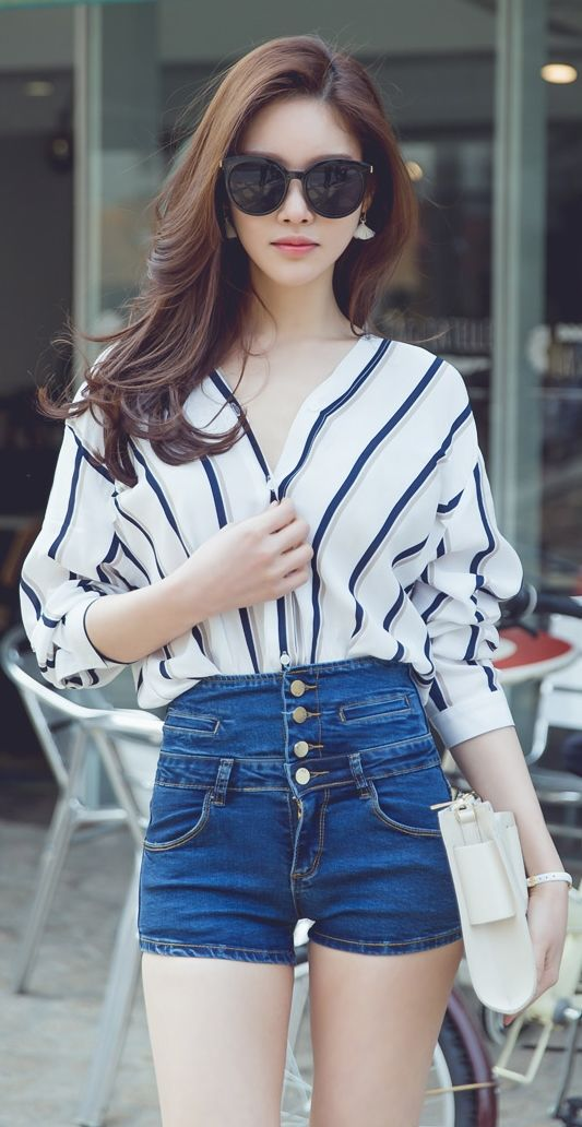 Korean Fashion Online Store 韓流 Trends Luxe Asian Women 韓国 Style Clothes Shop…