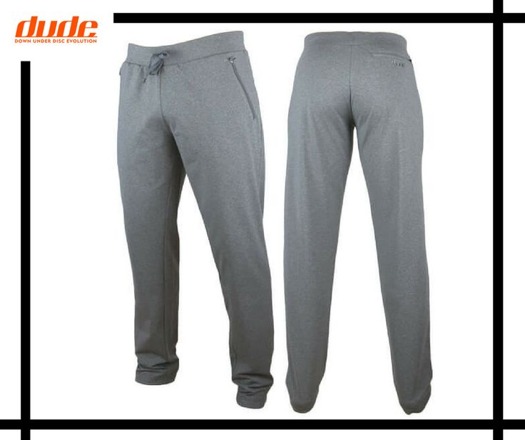 Made from breathable and lightweight yet ultra-warm fleece, Dude Tracky Dacs are warm and comfy and made for those cooler casual days on the course. Zipped side and back pockets and a slim leg fit with elasticized waist band are details that guarantee these are functional and practical and they look great too. https://www.dudeclothing.com/collections/men/products/mens-tracky-dacs?variant=17936177925