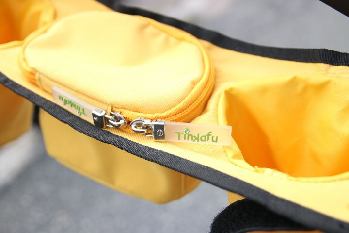 Tinkafu Yellow bottle holder