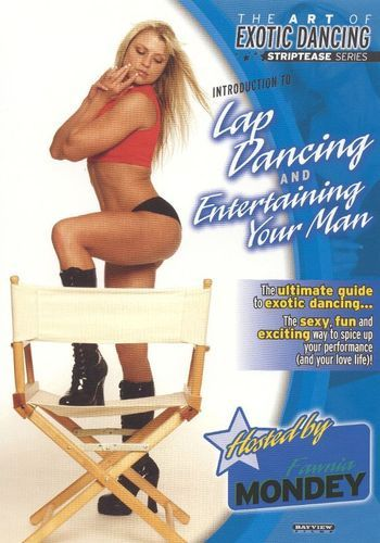The Art of Exotic Dancing: Striptease Series - Lap Dancing and Entertaining Your Man [DVD] [2006]