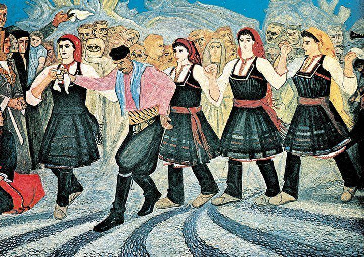 Βάλιας Σεμερτζίδης: «Ηθελα να ζωγραφίσω το λαό»