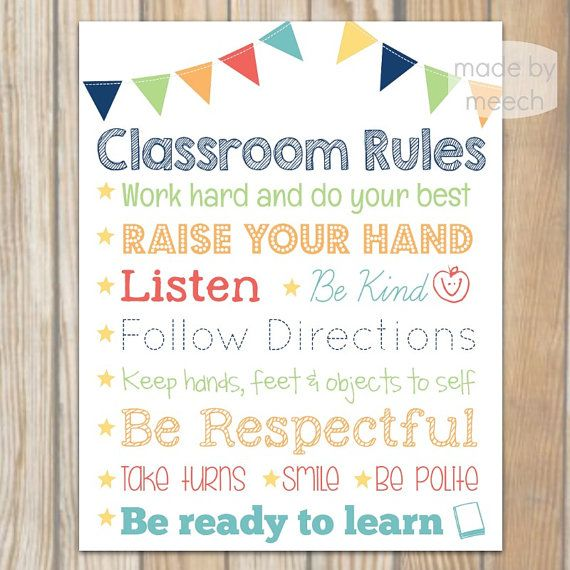 Calendar Organization Rules : Best calendar images on pinterest classroom